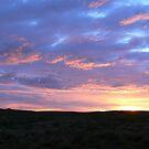 Sunrise over Barrow Island by Darryl Beer
