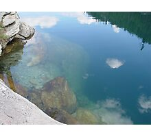 Reflections in Horseshoe Lake Photographic Print