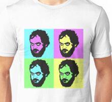 Kubrick - Warhol Style Unisex T-Shirt