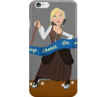 Cinderella  iPhone Case/Skin
