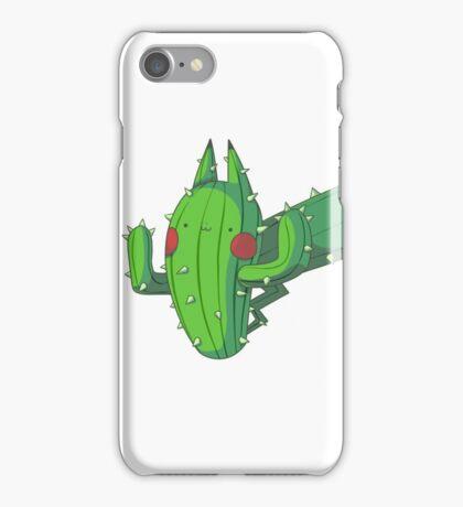 Cactus Pikachu iPhone Case/Skin