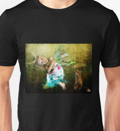 There is Magic In the Forest Unisex T-Shirt