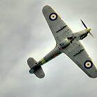 Hawker Hurricane Mk.IIb - BE505 (Originally '5403') by larry flewers