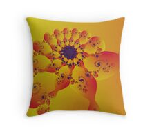 Floral Evolution 003.20.4.g4-280 Throw Pillow