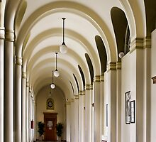 Hallway of Learning... by Samantha Cole-Surjan