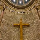 Christus Altare Nostrum by Samantha Cole-Surjan