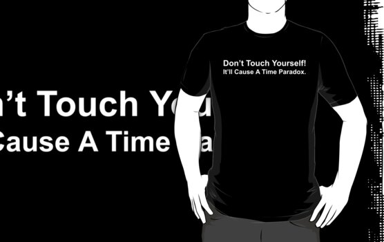 Don't Touch Yourself! 2 by CelticFox
