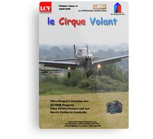 Covers - le Cirque Volant Metal Print