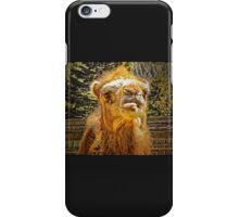 Camel Tongue iPhone Case/Skin