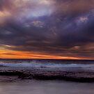 Benion Beach Sunset by Elana Halvorson