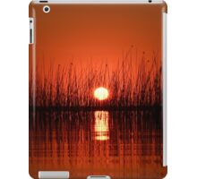 Red Sunset iPad Case/Skin