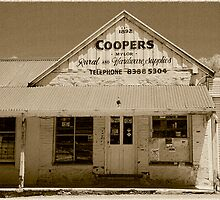 Coopers Rural & Hardware Supplies by LeeoPhotography