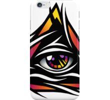 Illuminati Eye iPhone Case/Skin