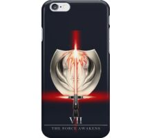 The Force Awakens iPhone Case/Skin