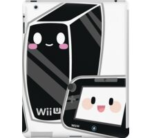 Cute Wii U iPad Case/Skin