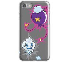 Vanilla & Drifloon ( Pokémon ) iPhone Case/Skin