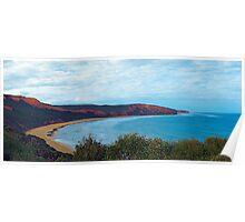 Point Addis, Great Ocean Road, Australia Poster