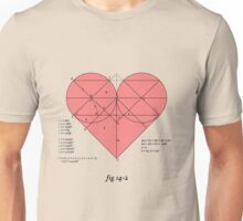 How big is your love for me? Unisex T-Shirt