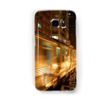 Chicago Elevated Train Samsung Galaxy Case/Skin