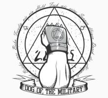 Dog of the Military: Strong Arm Kids Clothes