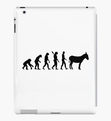 Evolution Donkey iPad Case/Skin