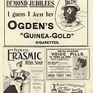 Page of Advertisements by Bridgeman Art Library