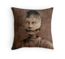 Welcome Home Henrietta Throw Pillow