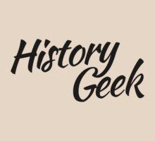 History GEEK by Boogiemonst