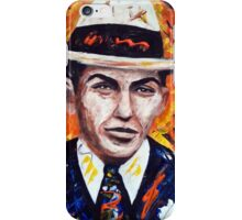 Charles lucky luciano iPhone Case/Skin