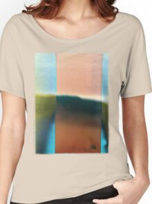 Sunset Sea Women's Relaxed Fit T-Shirt