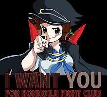 Mako fight club by pedre