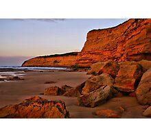 """""""Dawn at Bird Rock"""" Photographic Print"""