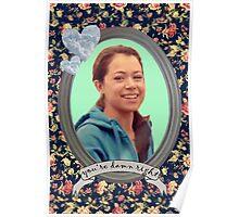 Beth Childs Portrait - Orphan Black Poster