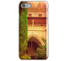 toledo cathedral. cloister iPhone Case/Skin