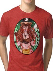 Videogame Babes #1 Tri-blend T-Shirt