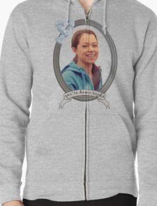 Beth Childs Transparent - Orphan Black T-Shirt