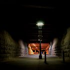 light at the end of the tunnel... by jfpictures