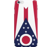 Ohio State Flag iPhone Case/Skin