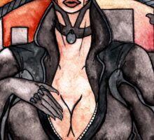 Gotham Babe #1 Sticker