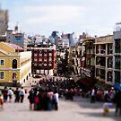 Macau shifted by demistified