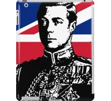Edward VIII-United Kingdom iPad Case/Skin