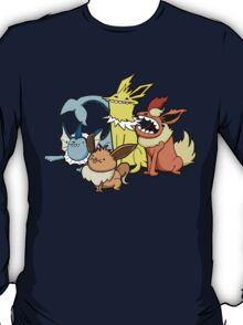 Number 133, 134, 135 and 136 T-Shirt