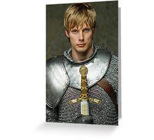 The Pendragon Greeting Card