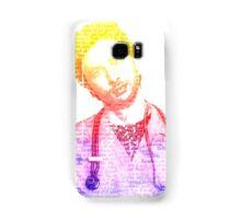 JD Quote Rainbow Samsung Galaxy Case/Skin