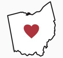 I Love Ohio by USAswagg2