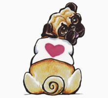 Sweetie Pug Baby Tee