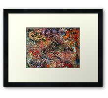 """In the Beginning"" Framed Print"