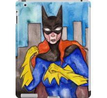 Gotham Babe : Batgirl #2 iPad Case/Skin
