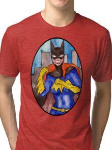 Gotham Babe #3 Tri-blend T-Shirt