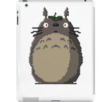 Trixel Totoro iPad Case/Skin
